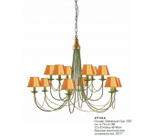 Eurolampart Art Deco 0047/12LA 3787/7071